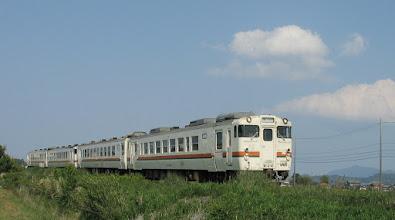 Photo: 2013年5月6日 宮川→田丸 間