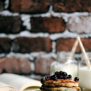 Very Berry Pancakes.