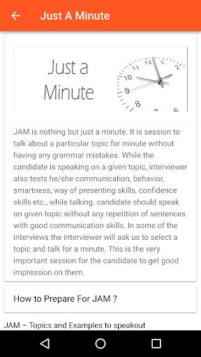 IT Interview Crack 1.4 screenshots 7