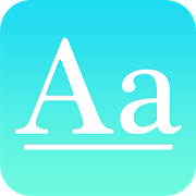 App HiFont - Cool Font Text Free + Galaxy FlipFont APK for Windows Phone
