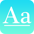 HiFont - Cool Fonts Text Free + Galaxy FlipFont icon
