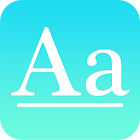 HiFont - Cool Font Text Free + Galaxy FlipFont icon