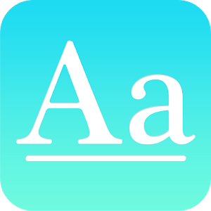 HiFont - Cool Font Text Free + Galaxy FlipFont for PC