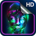 Neon Light Live Wallpaper HD icon