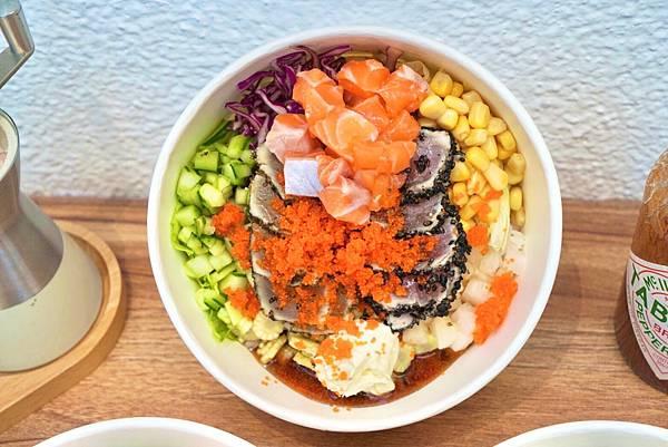 Poké Shop波克蔬(夏威夷生魚飯)