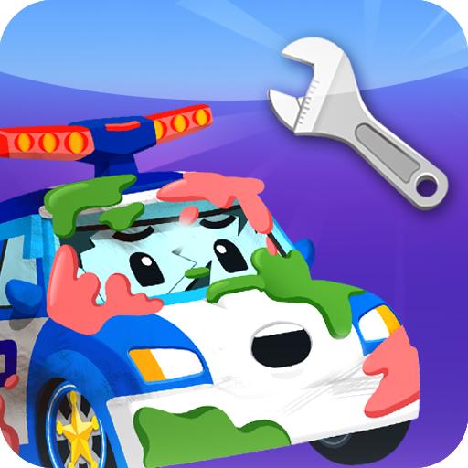 Poli Repair Game (app)