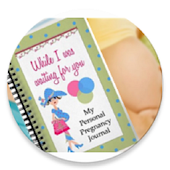 Pregnancy & Baby Diary Journal