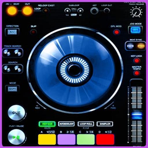 Virtual DJ Remix Player