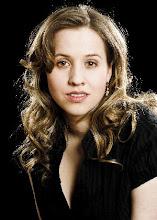 Photo: Annika Sophie Ritlewski, Sopran  debutierte im Oktober 2009 als Pamina in Mozarts Die Zauberflöte an der Oper der Stadt Heidelberg.