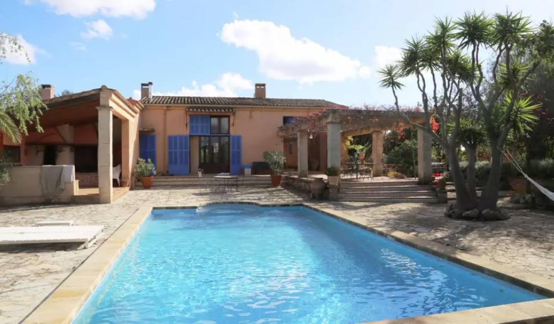 Propriété avec piscine et jardin Santa Eugènia