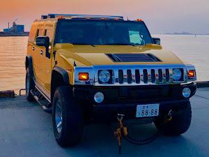 H2  07,HUMMER,LUXPXG三井D車のカスタム事例画像 ヨシクマ🇺🇸🍍さんの2020年03月21日19:51の投稿