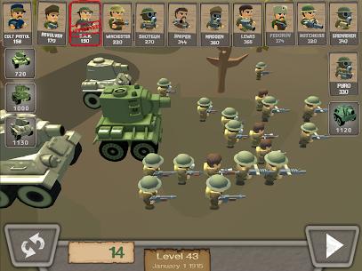 WW1 Battle Simulator MOD Apk 1.06 (Unlimited Bullets) 10