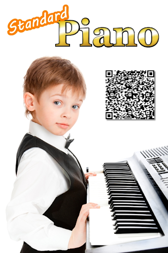 标准钢琴 - 儿童版