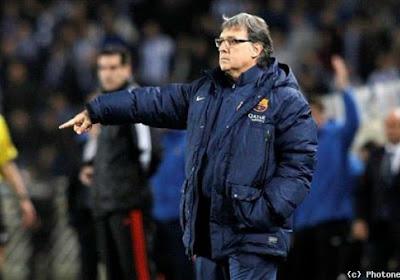 """Martino: """"Si le Barça veut l'emporter, il doit jouer avec sa manière habituelle"""""""