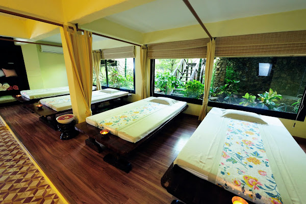 Experience an authentic Thai massage