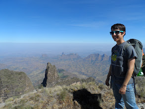 Photo: Imetgogo (12,877 feet), Simien Mountains National Park