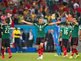 Gold Cup: le Mexique tenu en échec