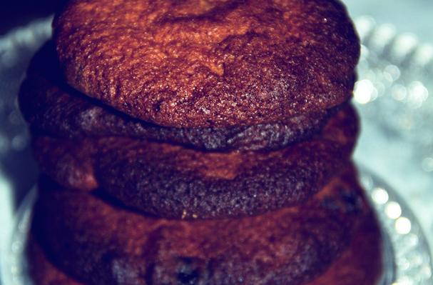 Peanutbutter & Nutella Chocolate Chip Cookies Recipe