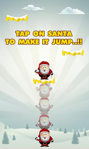 santa jump fly