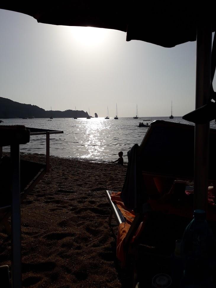 Bimbo al tramonto di fotomania57