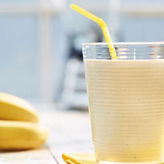 Go-Go Banana-Peanut Butter Smoothie.