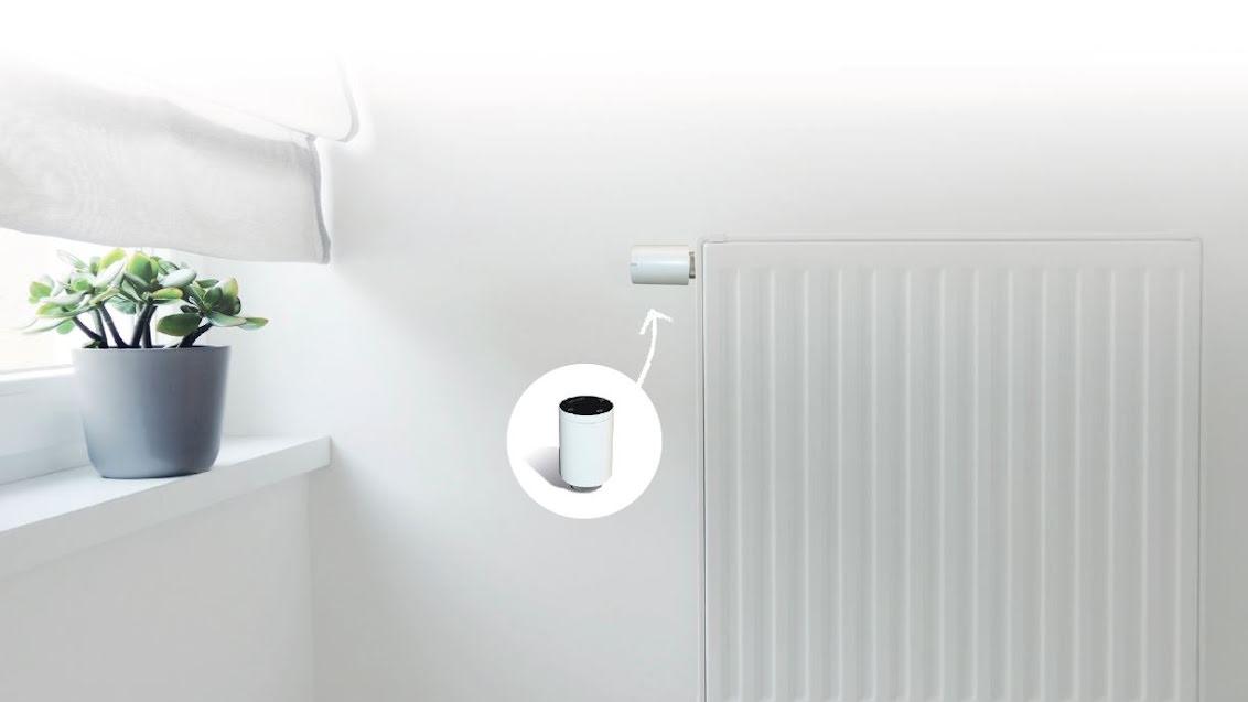 Trådlös rumsreglering till radiatorer & golvvärme
