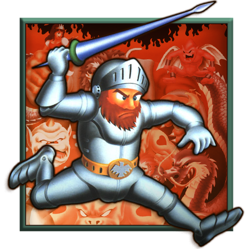 Ghosts'n Goblins MOBILE Icon
