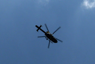 Photo: Police Helicopter