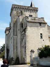 Photo: chateau de montsoreau