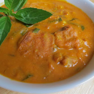 Thai Pumpkin Chicken Curry Recipe