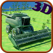 Reaping Machine 3d simulator