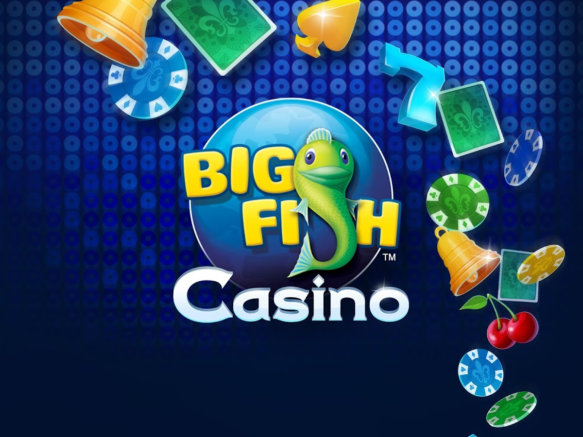 Big Fish Casino – Free Slots- screenshot