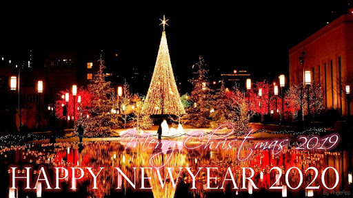 Merry Christmas Greeting and Happy New Year 2020 screenshots 3