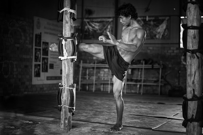 Thai boxing training di Alexx70