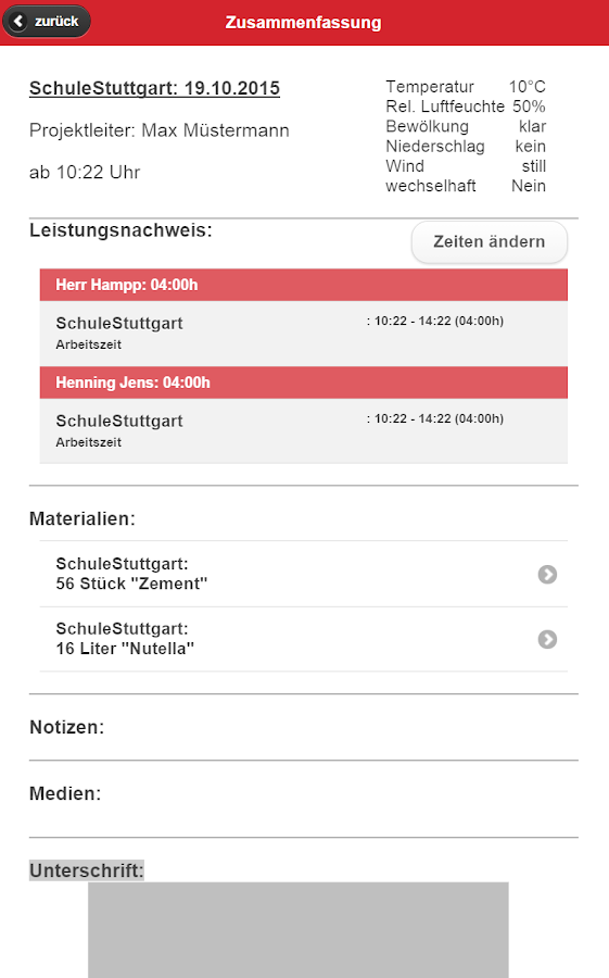 DIGI-WebApp- screenshot