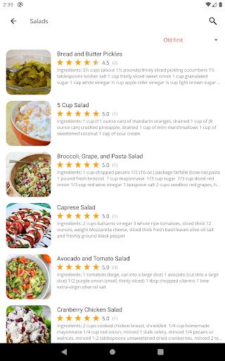 Healthy Recipes 5.45 screenshots 14