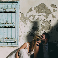 Bröllopsfotograf Yorgos Fasoulis (yorgosfasoulis). Foto av 12.11.2018