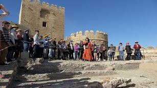 Visita guiada en el conjunto monumental La Alcazaba