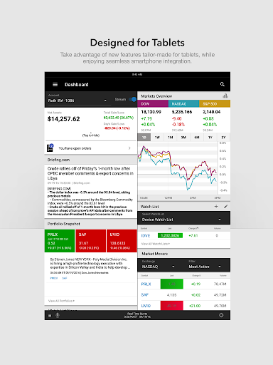 E TRADE Mobile Pro  screenshot 7
