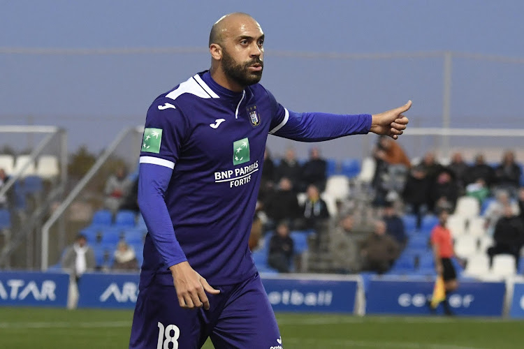 Kompany dringt aan bij Anderlecht om Vanden Borre tijdelijk aan boord te houden