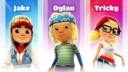 Subway Surfers  screenshots 8
