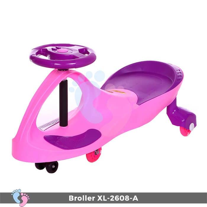 Xe lắc cho bé Broller XL-2608A 4