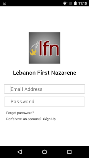 Lebanon First Nazarene- screenshot thumbnail