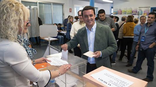 Los candidatos del PP esperan una alta participación