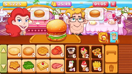 Burger Tycoon 2 - Cooking Game - náhled