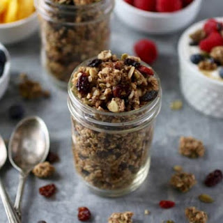 Nut-Free Paleo Granola.