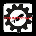 Cuenta regresiva Gears of War4 icon