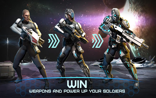 Rivals at War: 2084 screenshot 13