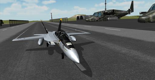 F18 Airplane Simulator 3D 1.0 screenshots 4