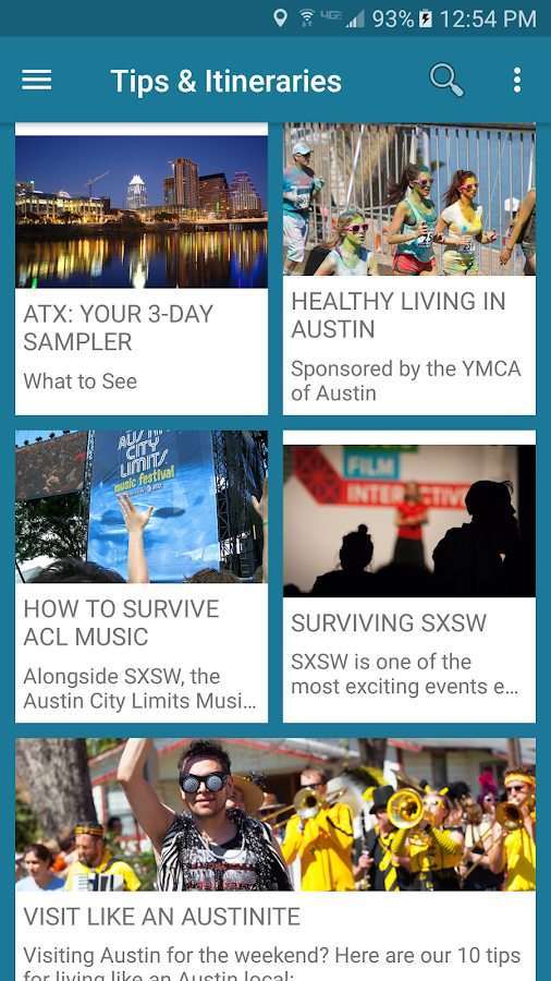 Go Austin- screenshot